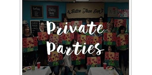 Private Party - Dana Green Dec 5, 2019 (12-05-2019 starts at 4:30 PM)