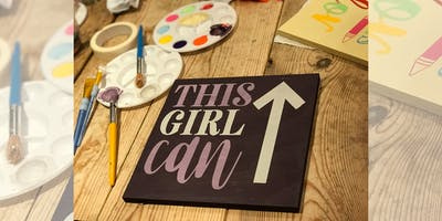 Craft Workshop : Feel Good Art