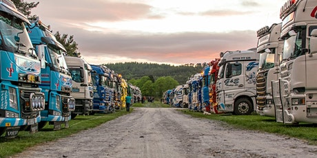 Truck In2  Grantown -  Truck/van Entry Form- Saturday16th May 2020 tickets