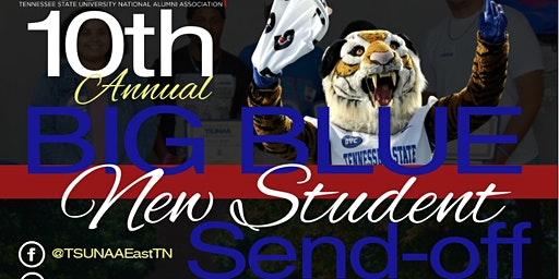 10th Annual Big Blue New Student Send-off