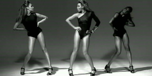 Miss Gold Dance Workshops - Single Ladies