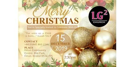 Christmas Carol Service at LGGC Bristol tickets