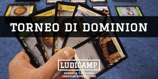 Torneo Dominion - Ludicamp Seconda Edizione