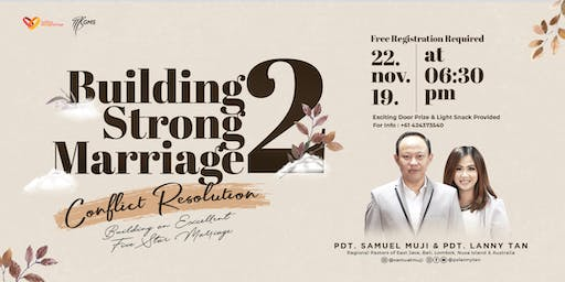 Building Strong Marriage