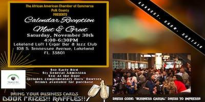 Calendar Reception/Meet & Greet