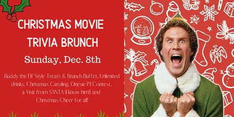 Christmas Movie Trivia Brunch tickets