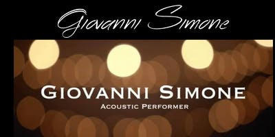 Giovanni Simone - Vocals & Guitar