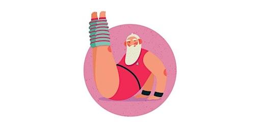 Ballerina Body Christmas Spectacular - CHANGEMENT DE  LIEU