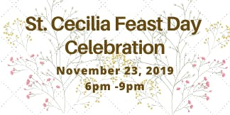 St. Cecilia Feast Day Celebration