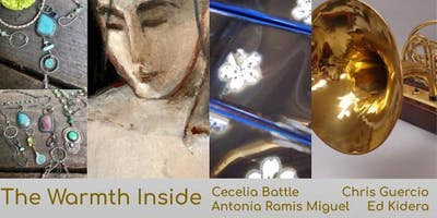 The Warmth Inside, Artist Talk Sun, 12/1, 1-3pm, HorseSpirit Arts