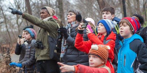 Christmas Bird Count for Youth (aged 12-18) in Delta
