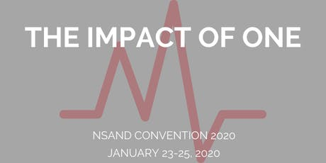NSAND Convention: The Impact of One tickets