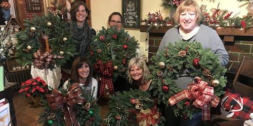 Fresh Pine Wreath 1 more time!!