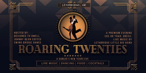 A Roaring Twenties New Year's Eve