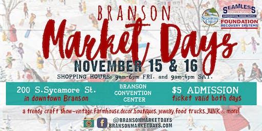 Branson Market Days *holiday market*