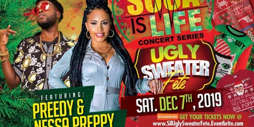 Soca Is Life - Ugly Sweater Fete