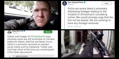 After Christchurch:  The New Australian Social Media Laws tickets