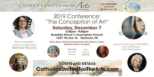 Catholics United For The Arts Conference