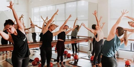 Barre3 Class @ Organic Movements
