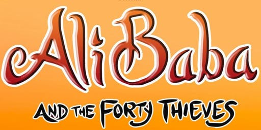 Ali Baba & The 40 Thieves