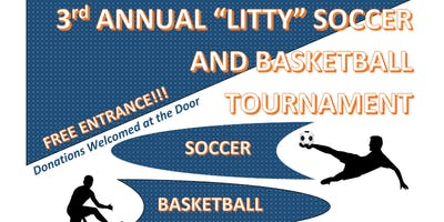 Anthony's 3rd Annual Soccer & Basketball Tournament (Indoor)