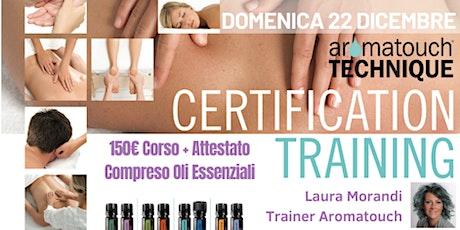TARANTO Corso doterra AromaTouch Technique 22 Dicembre biglietti