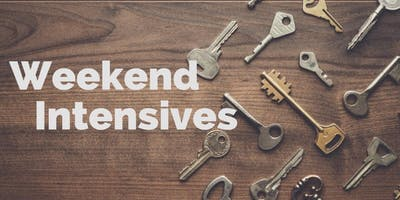 Weekend Intensive -Covenant: Partnering with the God of Promise