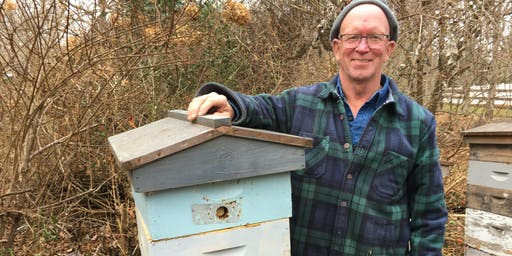"""Starting in Beekeeping"" presented by Master Beekeeper Chris Kelly"