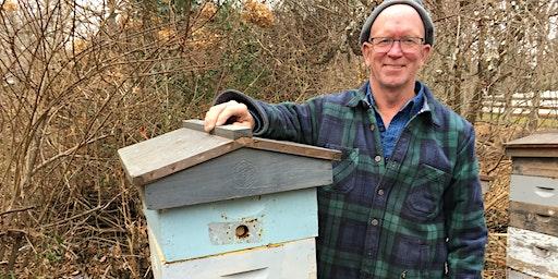 """""""Starting in Beekeeping"""" presented by Master Beekeeper Chris Kelly"""