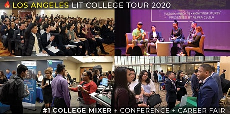 7th Annual LIT College Tour tickets
