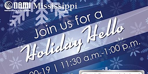 NAMI Mississippi Holiday Hello 2019