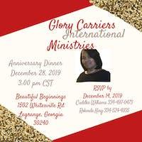 1st Pastor Anniversary