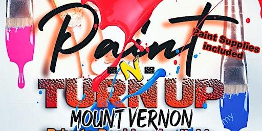 Paint-n-TurnUp/ Paint Party