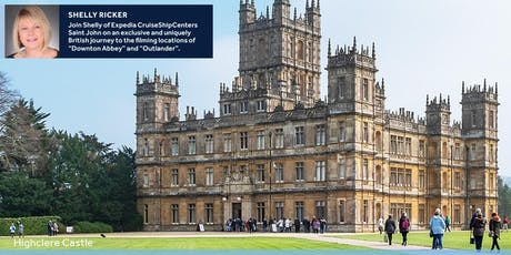Best of Britain with Highclere Castle  A Downton Abbey and Outlander focused tour billets