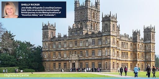 Best of Britain with Highclere Castle  A Downton Abbey and Outlander focused tour