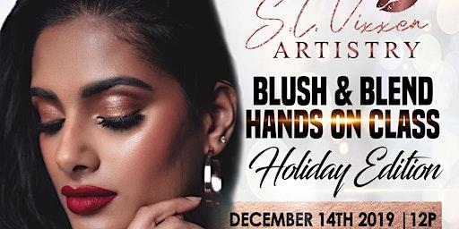 Blush & Blend Holiday Edition