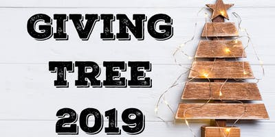 Giving Tree Wrapping Party