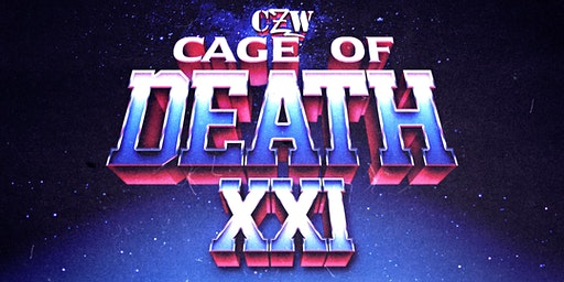 CZW Cage of Death XXI