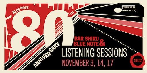 Blue Note 80 Listening Session 03:  Tone Poet Spotlight