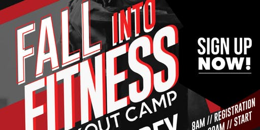 Fall Into Fitness WorkOut Camp a Time The MVMT Space