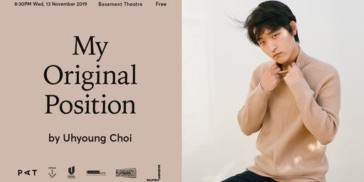 Fresh off the Page - My Original Position by Uhyoung Choi