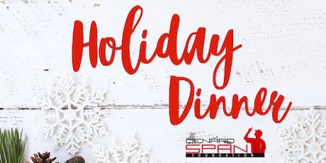 2019 Holiday Dinner - Denard Span Foundation tickets