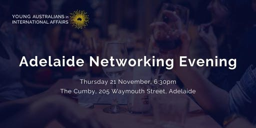 Adelaide Networking Evening