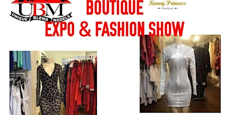 BOUTIQUE EXPO & FASHION SHOW  tickets