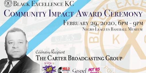 BXKC Community Impact Award Ceremony