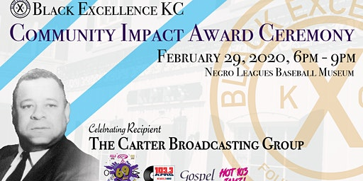 BXKC Community Impact Award Ceremony