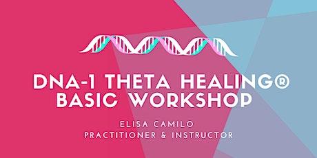 DNA-1 Theta Healing® Basic Certification Course  tickets