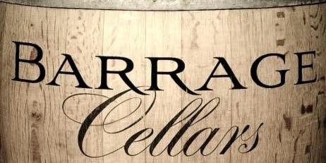 Barrage Cellars Winemaker's Dinner
