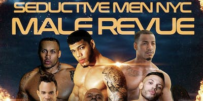 Seductive men male revue