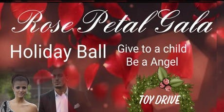 Rose Petal Gala Toy Drive  tickets